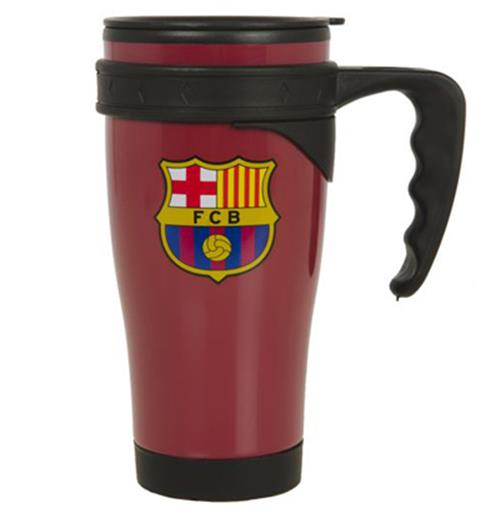 F.C. Barcelona Alluminium Travel Mug CL