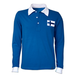 Finland 1955 Long Sleeve Retro Shirt