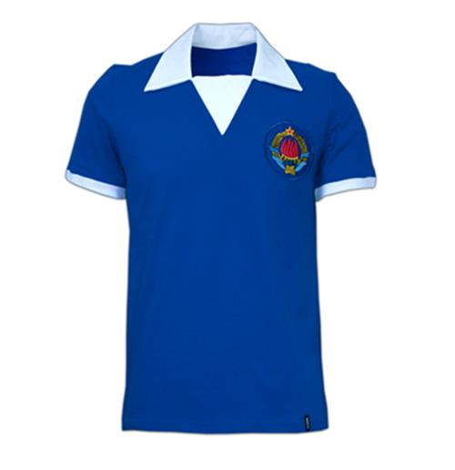 Yugoslavia 1980's Short Sleeve Retro Shirt