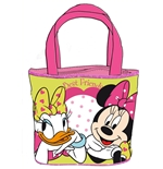Minnie and Daisy Shopping Bag
