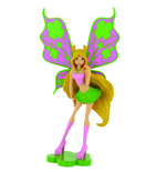 Winx Club Mini Figure Flora 13 cm