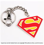 Superman Key Ring Red Logo