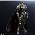 Man Of Steel Play Arts Kai Action Figure Jor-El 25 cm