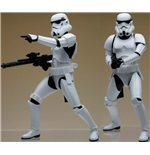 Star Wars ARTFX+ Statue 2-Pack Army Builder Stormtroopers 18 cm
