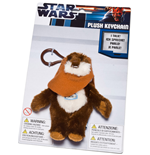 Star Wars Plush Keychain with Sound Wicket 10 cm