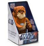 Star Wars Plush Figure with Sound Wicket 23 cm