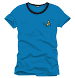 Star Trek T-Shirt Uniform blue