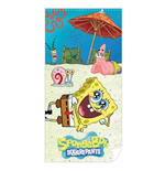 SpongeBob SquarePants Towel Beach 140 x 70 cm