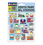 South Park Sticker Set Gel Pack