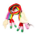 Adventure Time Scarf Rainicorn
