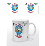 Breaking Bad Mug Los Pollos Hermanos