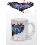 Batman The Dark Knight Rises Mug Splatter