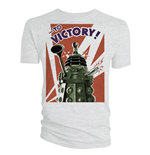Doctor Who T-Shirt Dalek To Victory