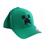 Minecraft Baseball Cap Creeper /M