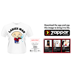Family Guy T-Shirt Ladies Man
