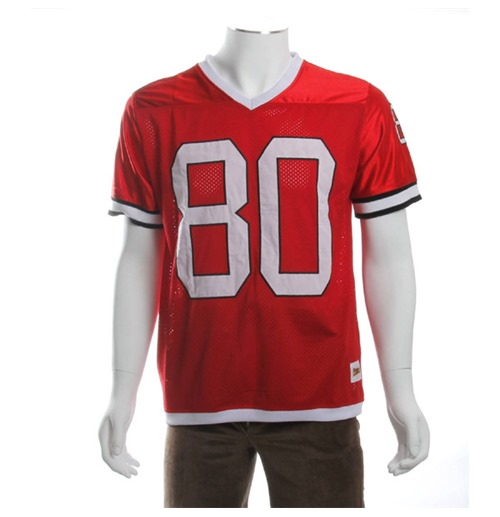 new products 6ab04 74f0e Eyeshield 21 American Football Jersey Monta