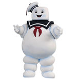 Ghostbusters Bank Stay Puft Marshmallow Man 20 cm