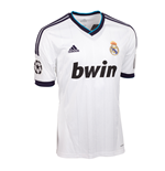 2012-13 Real Madrid Adidas Home UCL Shirt