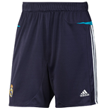 2012-13 Real Madrid Adidas Training Shorts (Navy)