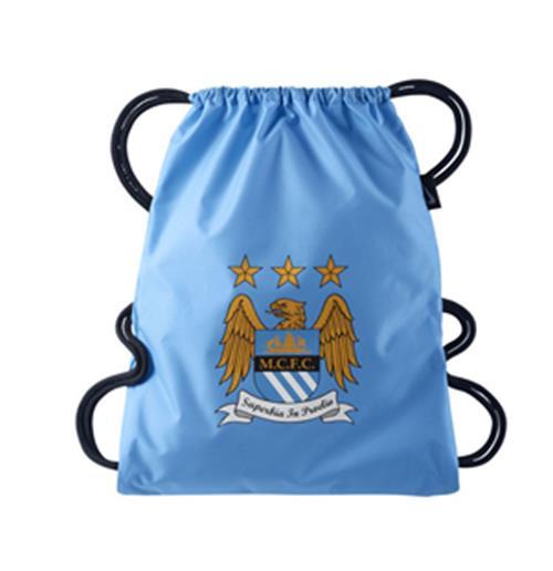 e0628585bb 2013-14 Man City Nike Allegiance Gym Sack (Sky)