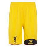 2012-13 Liverpool Goalkeeper Away Shorts (Kids)
