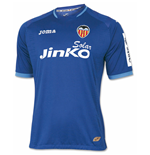 2012-13 Valencia Joma Away Shirt (Kids)