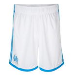 2013-14 Marseille Adidas Home Shorts
