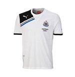 2011-12 Newcastle Puma Soft Training Tee (White)