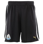 2012-13 Newcastle Home Puma Shorts (Kids)