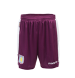 2013-14 Aston Villa Away Football Shorts