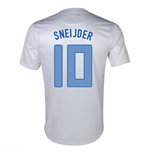 2013-14 Holland Nike Away Shirt (Sneijder 10) - Kids