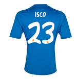 2013-14 Real Madrid Away Shirt (Isco 23)