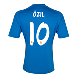 2013-14 Real Madrid Away Shirt (Ozil 10)