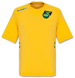 2012-13 Jamaica Home Kappa Football Shirt